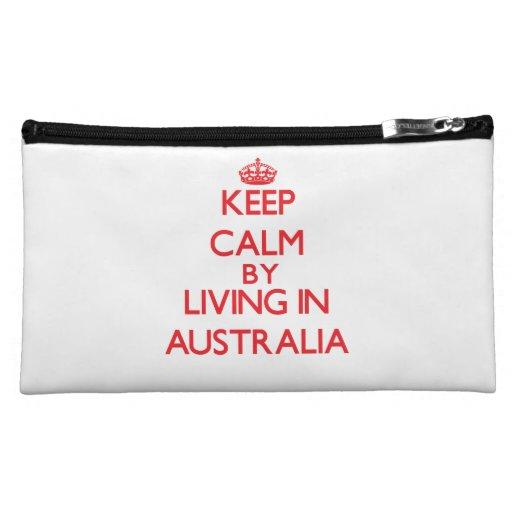 Guarde la calma viviendo en Australia