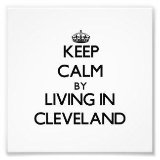 Guarde la calma viviendo en Cleveland