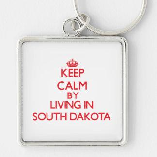 Guarde la calma viviendo en Dakota del Sur