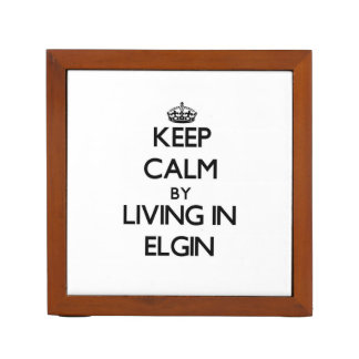 Guarde la calma viviendo en Elgin