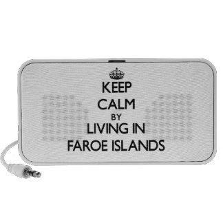 Guarde la calma viviendo en Faroe Island