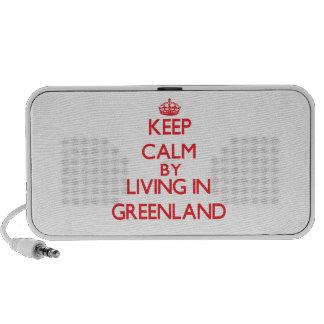 Guarde la calma viviendo en Groenlandia