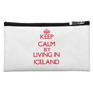 Guarde la calma viviendo en Islandia