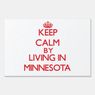 Guarde la calma viviendo en Minnesota