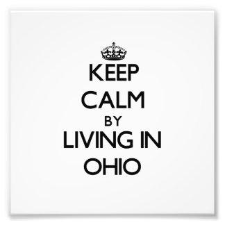 Guarde la calma viviendo en Ohio