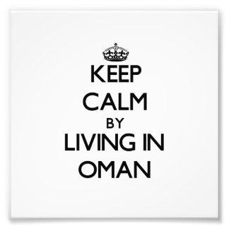 Guarde la calma viviendo en Omán