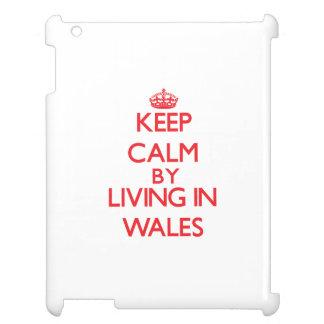 Guarde la calma viviendo en País de Gales