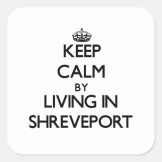 Guarde la calma viviendo en Shreveport