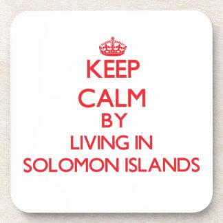 Guarde la calma viviendo en Solomon Island Posavaso