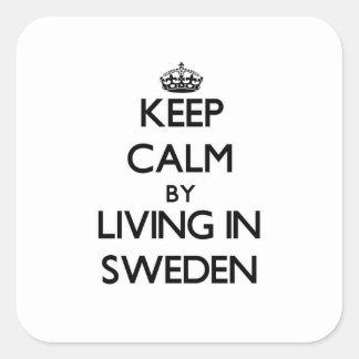 Guarde la calma viviendo en Suecia