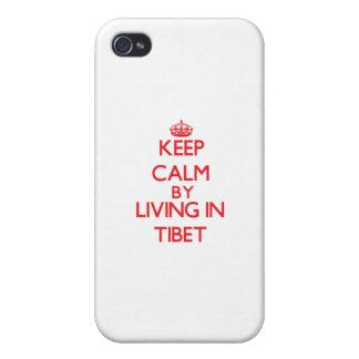 Guarde la calma viviendo en Tíbet
