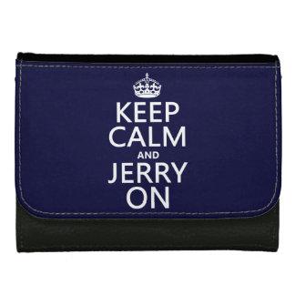 Guarde la calma y a Jerry en (cualquier color)