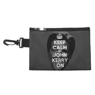 Guarde la calma y a John Kerry encendido