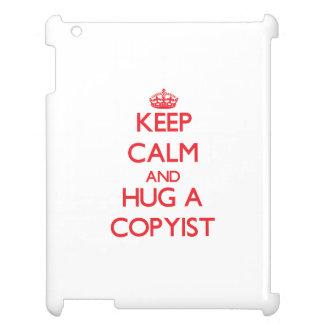 Guarde la calma y abrace a un Copyist