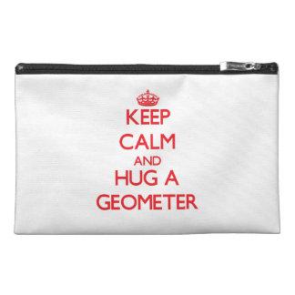 Guarde la calma y abrace a un geómetra