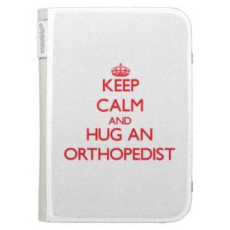 Guarde la calma y abrace a un ortopedista