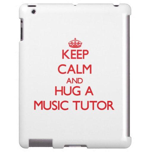 Guarde la calma y abrace a un profesor particular