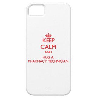 Guarde la calma y abrace a un técnico de la farmac iPhone 5 cobertura