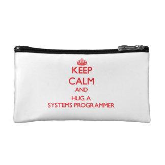 Guarde la calma y abrace un programador