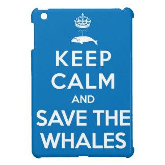 Guarde la calma y ahorre las ballenas