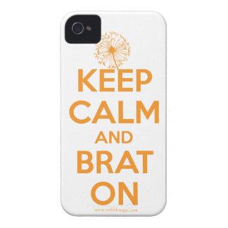 Guarde la calma y al palo de golf encendido: funda para iPhone 4 de Case-Mate