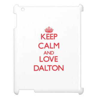 Guarde la calma y ame a Dalton
