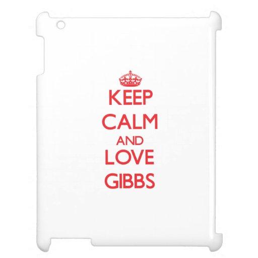 Guarde la calma y ame a Gibbs