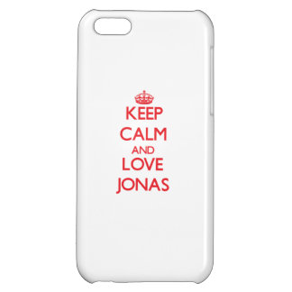 Guarde la calma y ame a Jonas