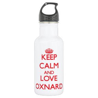 Guarde la calma y ame a Oxnard
