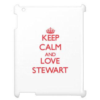 Guarde la calma y ame a Stewart