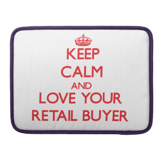 Guarde la calma y ame a su comprador al por menor
