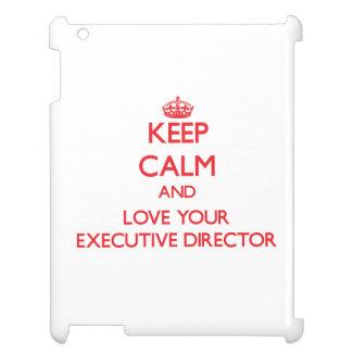 Guarde la calma y ame a su director ejecutivo