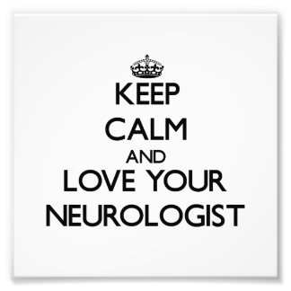 Guarde la calma y ame a su neurólogo fotografías