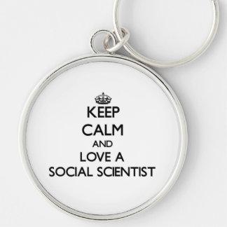 Guarde la calma y ame a un científico social