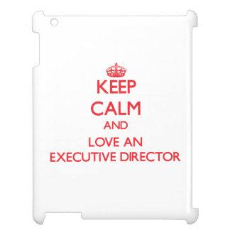 Guarde la calma y ame a un director ejecutivo
