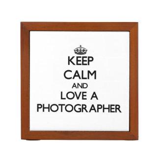 Guarde la calma y ame a un fotógrafo