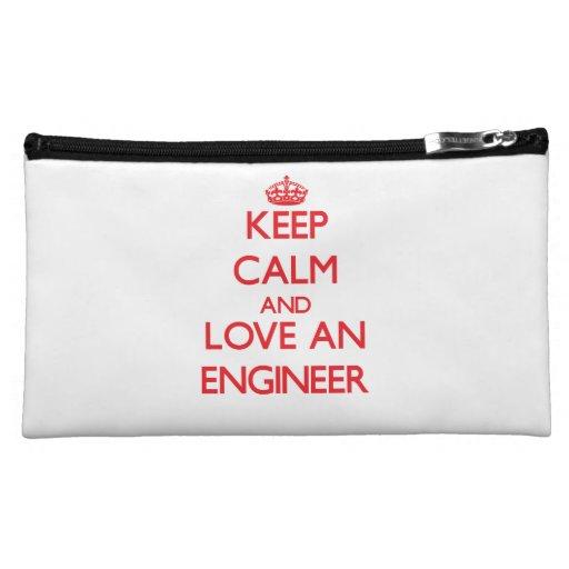Guarde la calma y ame a un ingeniero