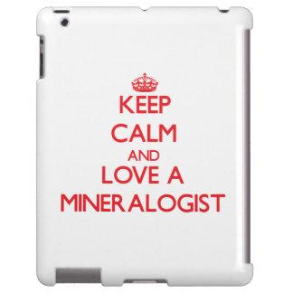 Guarde la calma y ame a un mineralogista