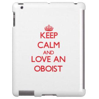 Guarde la calma y ame a un oboe