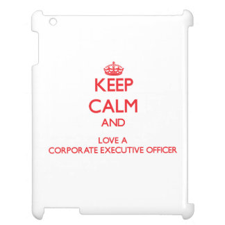 Guarde la calma y ame a un oficial de ejecutivo em