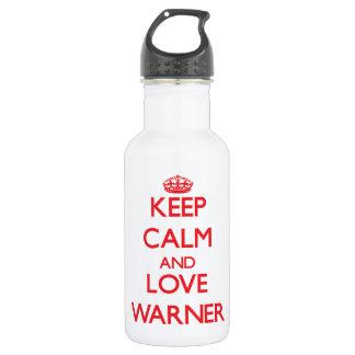 Guarde la calma y ame a Warner