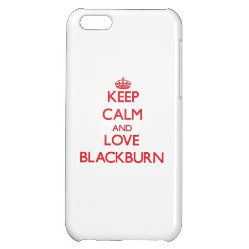 Guarde la calma y ame Blackburn