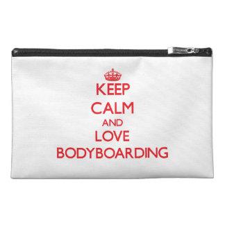 Guarde la calma y ame Bodyboarding