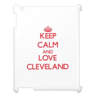 Guarde la calma y ame Cleveland