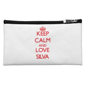 Guarde la calma y ame el Silva