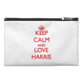 Guarde la calma y ame Harris
