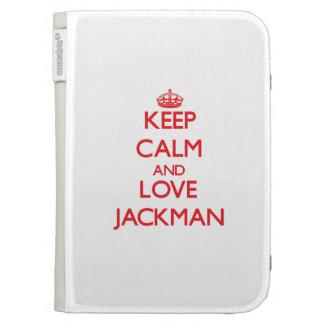 Guarde la calma y ame Jackman