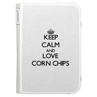 Guarde la calma y ame los microprocesadores de maí