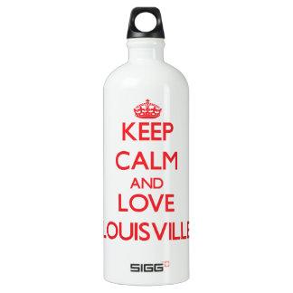 Guarde la calma y ame Louisville