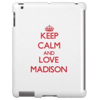 Guarde la calma y ame Madison